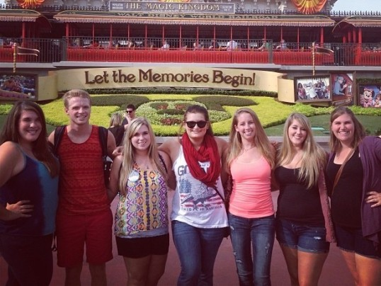 Disney College Program participants